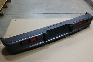 OEM Factory Ford Econoline Van Rear Bumper Paint to Match Extra Lights In Bumper
