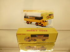 DINKY TOYS ATLAS 32AN PANHARD MOVIC - CALBERSON - 1:55 - UNUSED IN SEALED BOX
