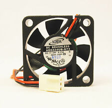 40mm 10mm New Case Fan 24V 7CFM PC CPU Cooling Ball Bearing 2 wire 4010 688*