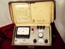 misuratore di campo MC 661-C vintage funzionante ottimo stato