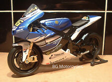1:12 FACTORY MONSTER YAMAHA YZR-M1 DIECAST MODEL #46 VALENTINO DOCTOR ROSSI