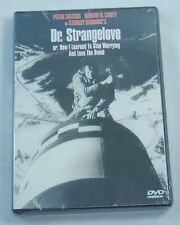 Dr. Strangelove or How I Learned to Stop Worrying and Love the Bomb Dvd Sealed