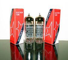 Matched Pair (2) Sovtek EL84/6BQ5 tubes - Russia