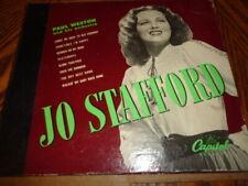 Capitol Album Set-78/JO STAFFORD/E!