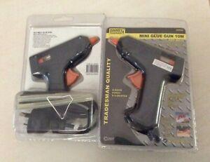 New Mini Glue Gun For Crafts & Art With 2 Glue Sticks