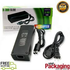 AC Adapter Power Supply Charger Cable Cord Brick For Microsoft Xbox 360 slim NEW