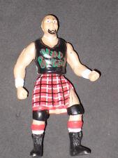 Wwf Wwe Jakks Bca Bone Crunchers Head Bangers Mosh Mini Wrestling Figure #2