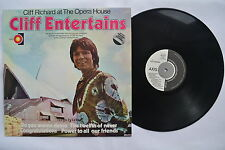 Cliff Richard Cliff Entertains (1973 Australian 10-track LP)