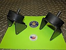 1950 1951 1952 1953 CADILLAC L+R FRONT MOTOR MOUNT SET OF 2 MADE IN USA 1460201