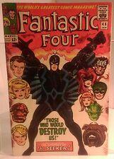 Fantastic Four #46 (1961) 4.0 VG Lee/Kirby - 1st Full Appearance of Black Bolt