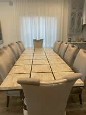 Marge Carson Malibu Dining Table Set