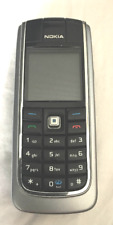 NOKIA 6021 - BLACK (UNLOCKED) MOBILE PHONE SIMPLE BASIC EASY TO USE