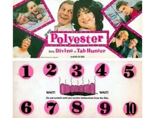 Polyester 1981 Original Scratch N Sniff Movie Card John Waters