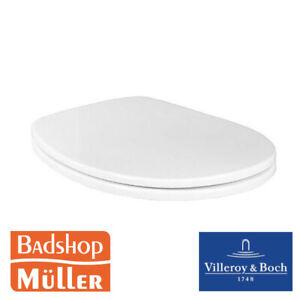 Villeroy & Boch Omnia classic Vita O.Novo WC Toiletten Deckel Sitz V&B