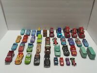 Disney Pixar Cars Toy Lot 39 Sheriff Jocko Tomber Party Haulers Fin Racers RARE