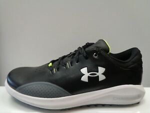 "Under Armour Draw Sport Spikeless Golf Shoes Men's UK 7 US 8 EUR 41 Ref M537"""