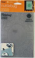 CUTTLEBUG 5x7 EMBOSSING FOLDER ~BAROQUE VINE FRAME