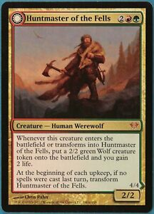 Huntmaster of the Fells / Ravager of the Fells Dark Ascension NM (230848)