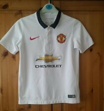 Manchester United football shirt for boys size 10-12 years