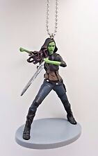 "Disney Guardians of Galaxy Gamora Keychain Key Chain Dangler Pvc 3.25"" Figurine"