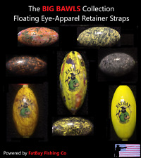 The Floating BIG BAWLS Eye-Apparel Retainer Collection