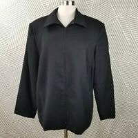 Sag Harbor Jacket Plus size 1X 18 Zip Career Full Zip Professional coat