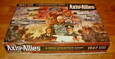 AXIS & ALLIES 1942 SECOND EDITION ~ AVALON HILL - FREE SHIP