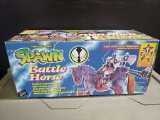 New listing Spawn Battle Horse w/ Exclusive Medieval Action Figure Comics New Todd McFarlane