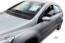 SET 4 DEFLETTORI ARIA  ANTITURBO per Mercedes B class W245 2005-2012