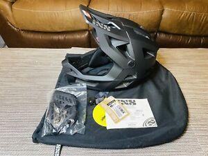 iXS Helmet Trigger FF MIPS Black XS 49-54cm