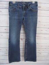 Silver Jeans Womens Size 27/30 (28 x 29 Actual) Suki Surplus Bootcut Medium Wash