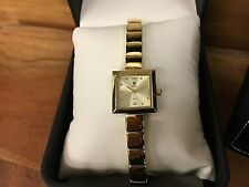 Ladies gold plated Royal London Watch on Bracelet  21248-03 RRP £69.99