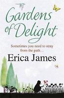 Gardens Of Delight, James, Erica , Good, FAST Delivery