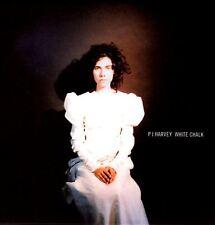 P J HARVEY white chalk (CD album, card case) alternative rock, lo-fi, indie rock