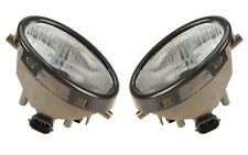 Left & Right Genuine Fog Lights Lamps Pair Set For Honda Accord Civic Fit RSX