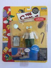 The Simpsons Hans Moleman Figure, World Of Springfield, Playmates, (B25)