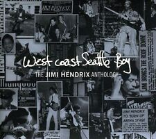 CD musicali West Coast Jimi Hendrix