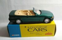 CORGI SOLIDO A CENTURY OF CARS SPECIAL EDITION 1:43 BMW 3 SERIES - AFI2375