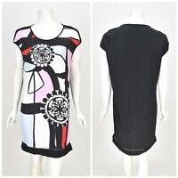 Womens Desigual by Christian Lacroix Shift Tunic Dress Viscose Size 40 / UK12