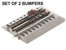Lionel FasTrack Lighted Bumper Set of 2 # 6-12035