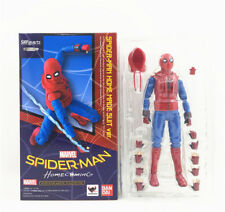 6'' Marvel S.H.Figuarts Spider-Man Homecoming Home Made Suit Figure Toy in Box