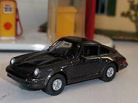 Wiking ( 161 / 1D ) - Porsche 911 SC, umbragrau metallic - T@P