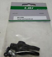 E Sky Esky RC Parts Center Hub & Spindle For Honey Bee King 2 Heli EK1-0280 NEW