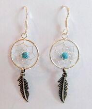 Orecchini di lusso pendenti in argento sterling
