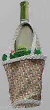 Food Network Easter Basket Wine Bottle Cover Great Unique Gift Idea
