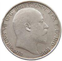 GREAT BRITAIN FLORIN 1910 EDWARD VII. #s16 539