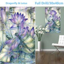Flower 5d DIY Diamond Painting Cross Stitch Diamond Embroidery Full Drill R