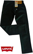 "NWT LEVI'S Boys ""511"" Slim Bedford Cord Spruce Green Jeans(Size 14R/ 27X27) NEW"