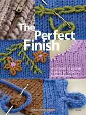 NEW 176 PG HB THE PERFECT FINISH FINISHING TECHNIQUES/PROJECTS