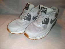 Nike Air Max 90 Wolf Grey/Pure Platinum Women's Size-10.5
